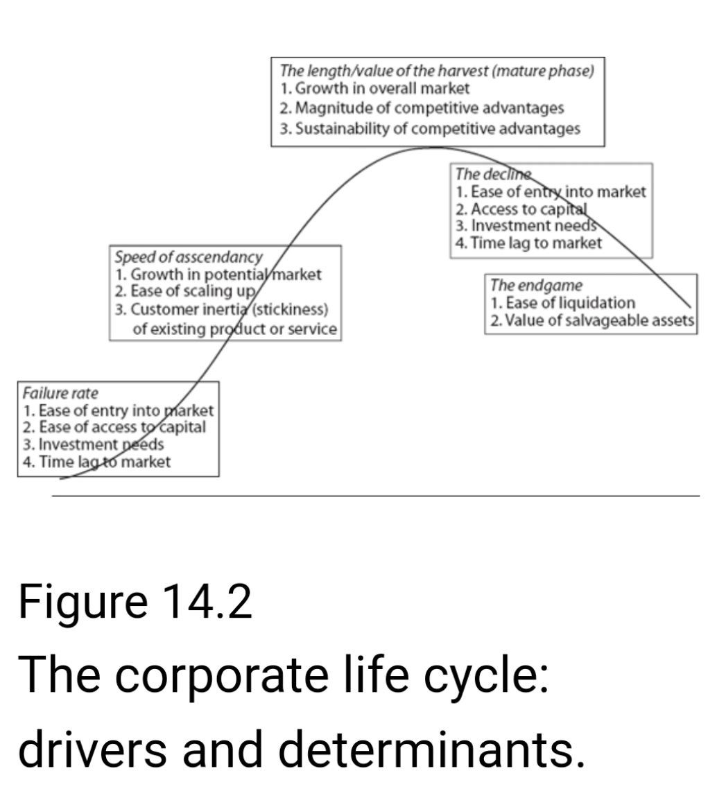 Corporate Lifecycle